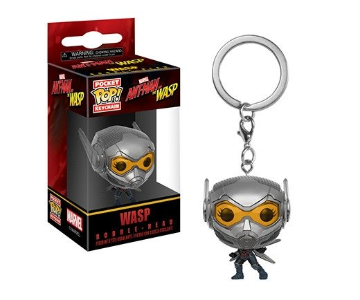 Ant-Man and the Wasp Pocket Pop! Keychain (The Wasp)