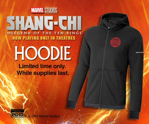 Shang-Chi and The Legend of The Ten Rings-Hoodie